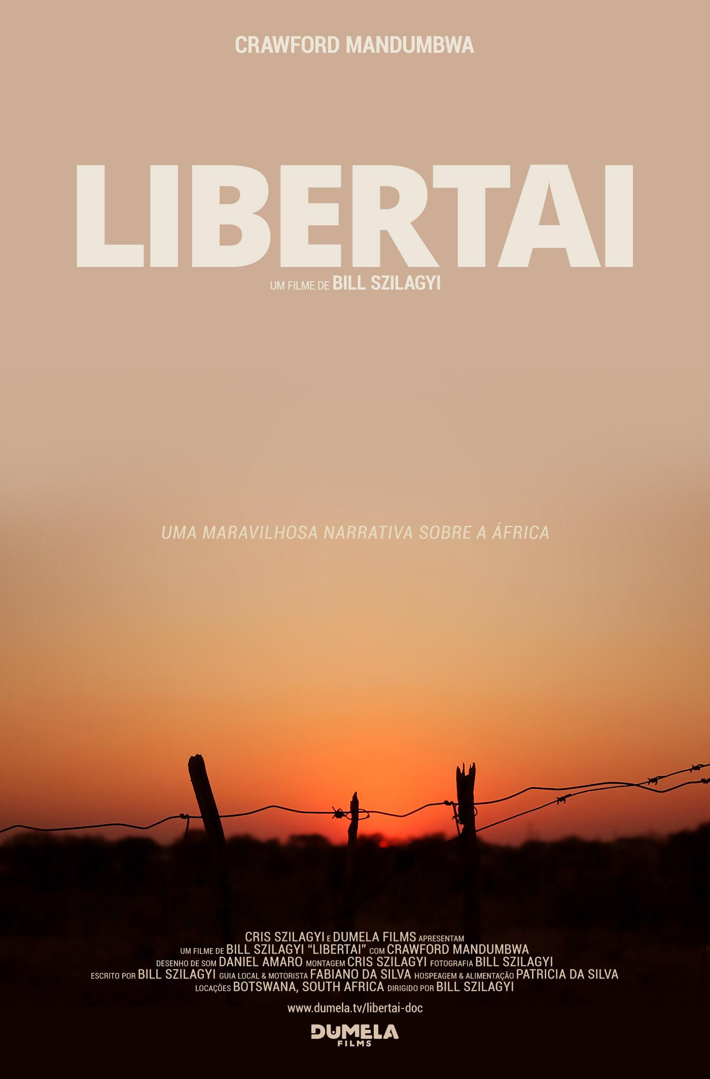 LIBERTAI poster pt br low jpg - Libertai (curta metragem)