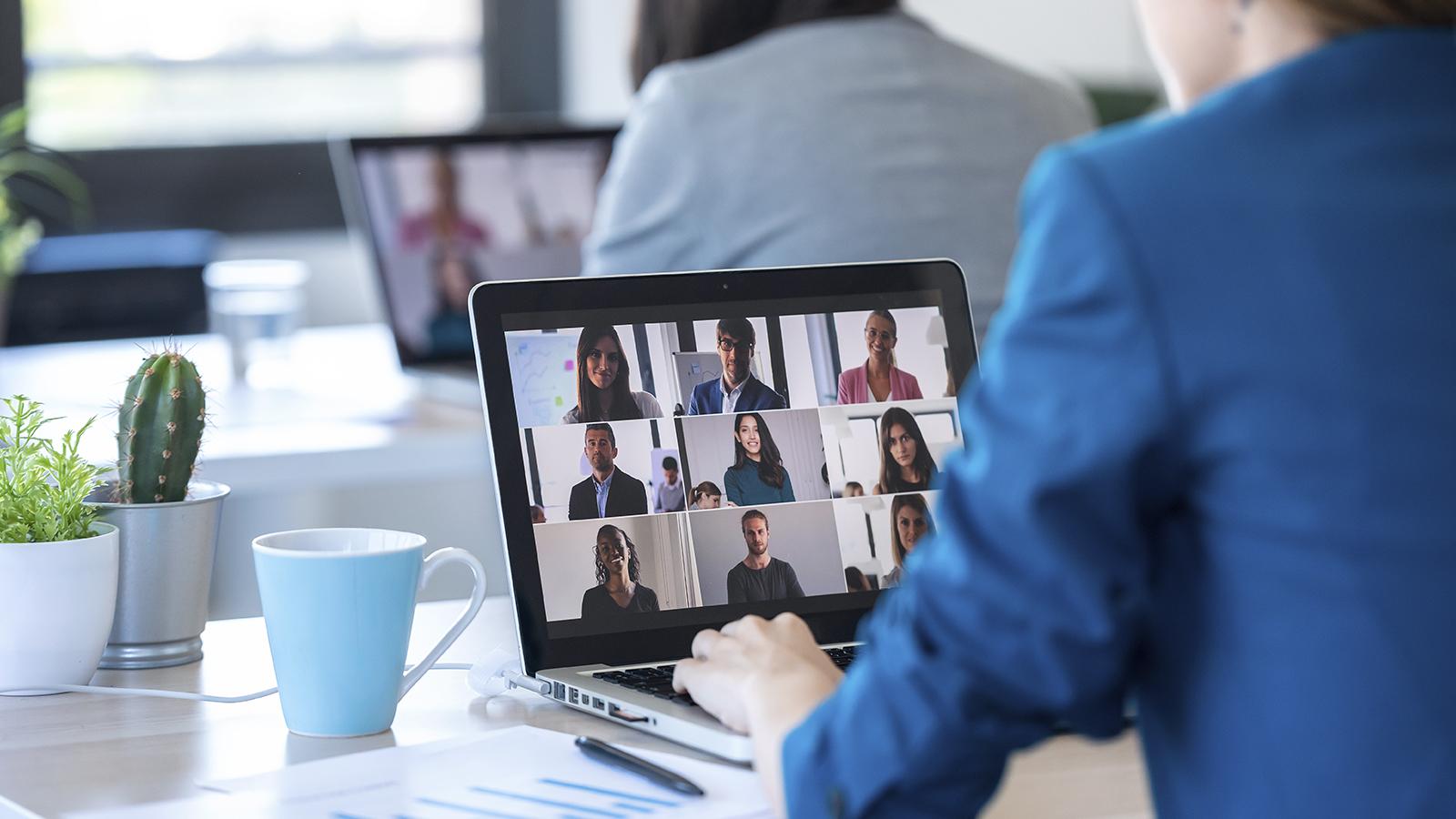 Videoconferencia entenda como garantir boas reunioes a distancia 3 - Videoconferência: entenda como garantir boas reuniões a distância