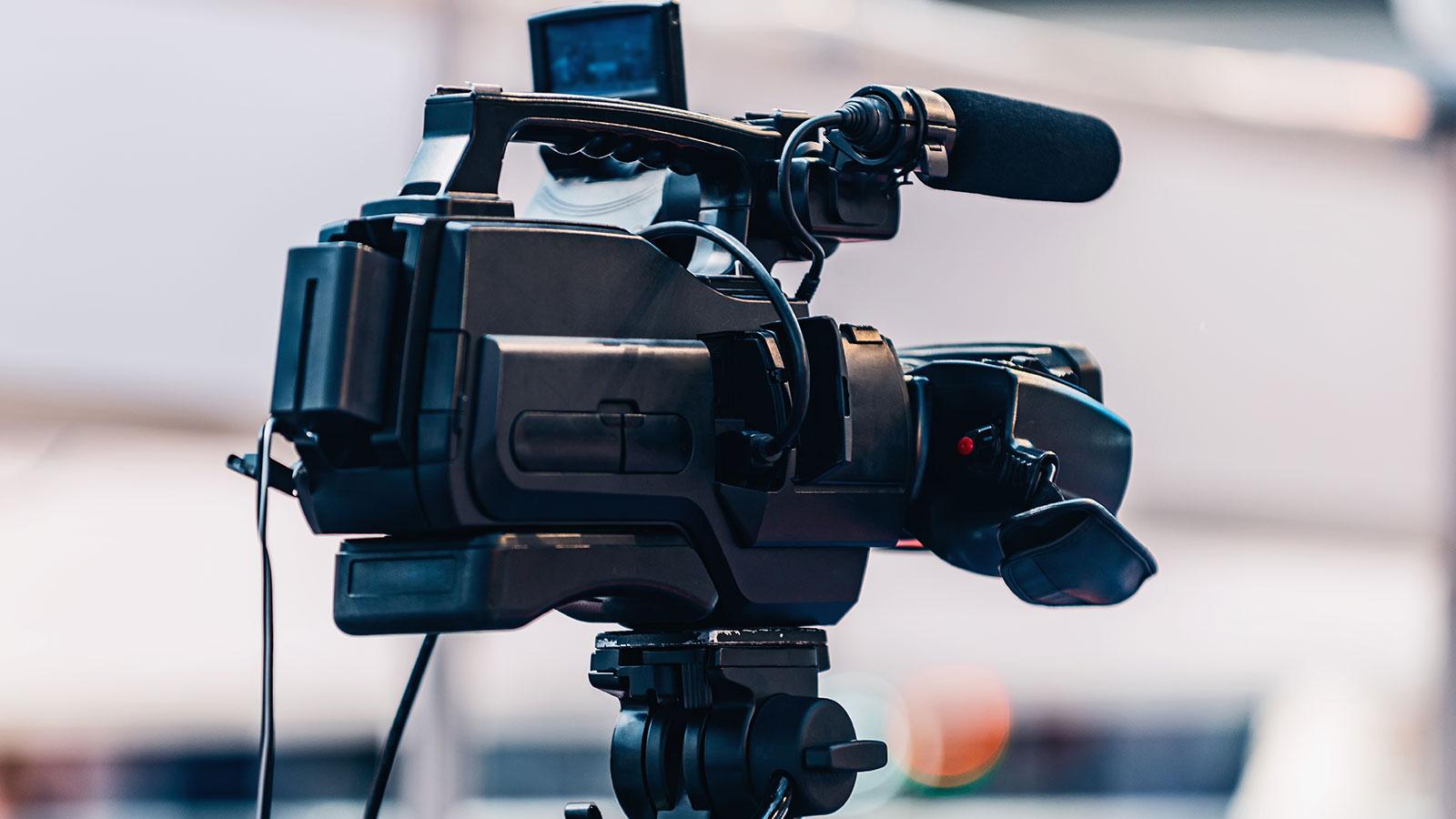 Por que devo realizar a cobertura de eventos com vídeos?