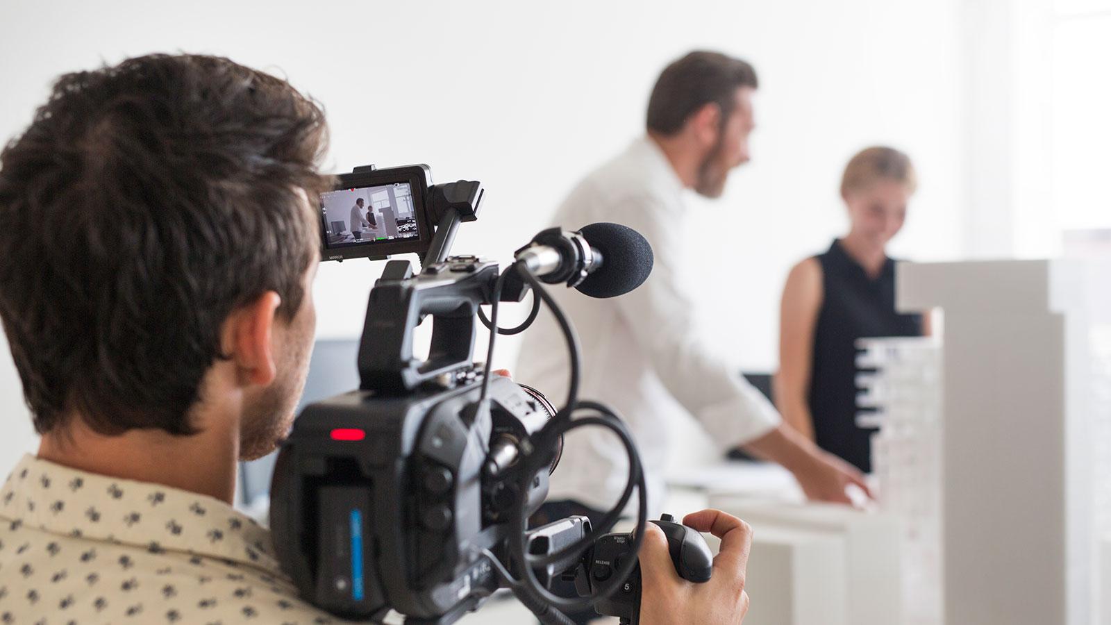 conteudo - 5 ideias de conteúdo em vídeo para inspirar o marketing da sua empresa