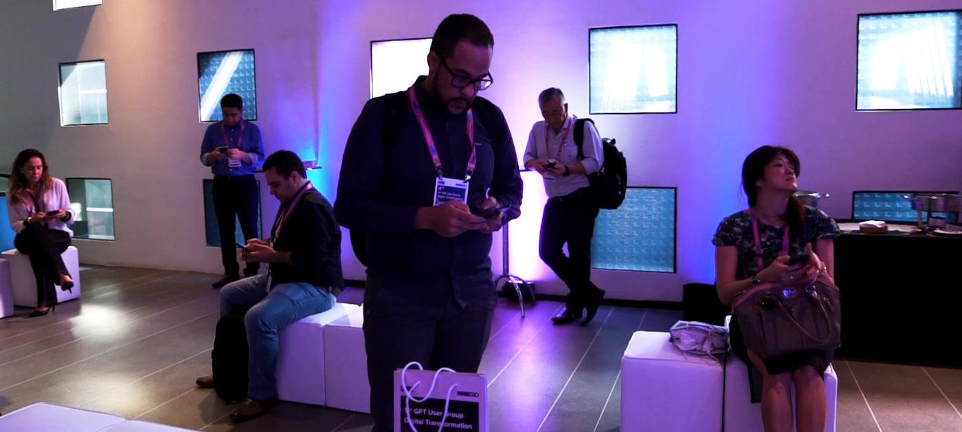 gft user group cobertura de evento 3a dumela - Portfólio