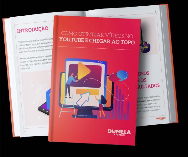 img ebook como otimizar videos no youtube dumela - Materiais - Conteúdo gratuito