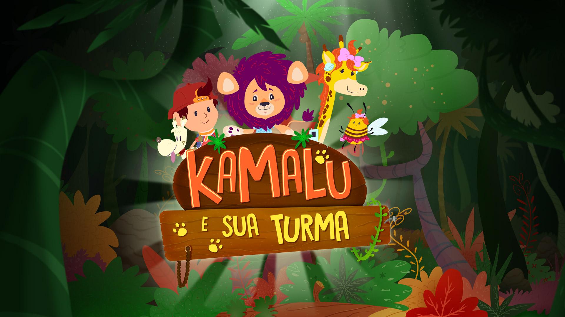 kamalu e sua turma tela de abertura dumela filmes - Kamalu e Sua Turma