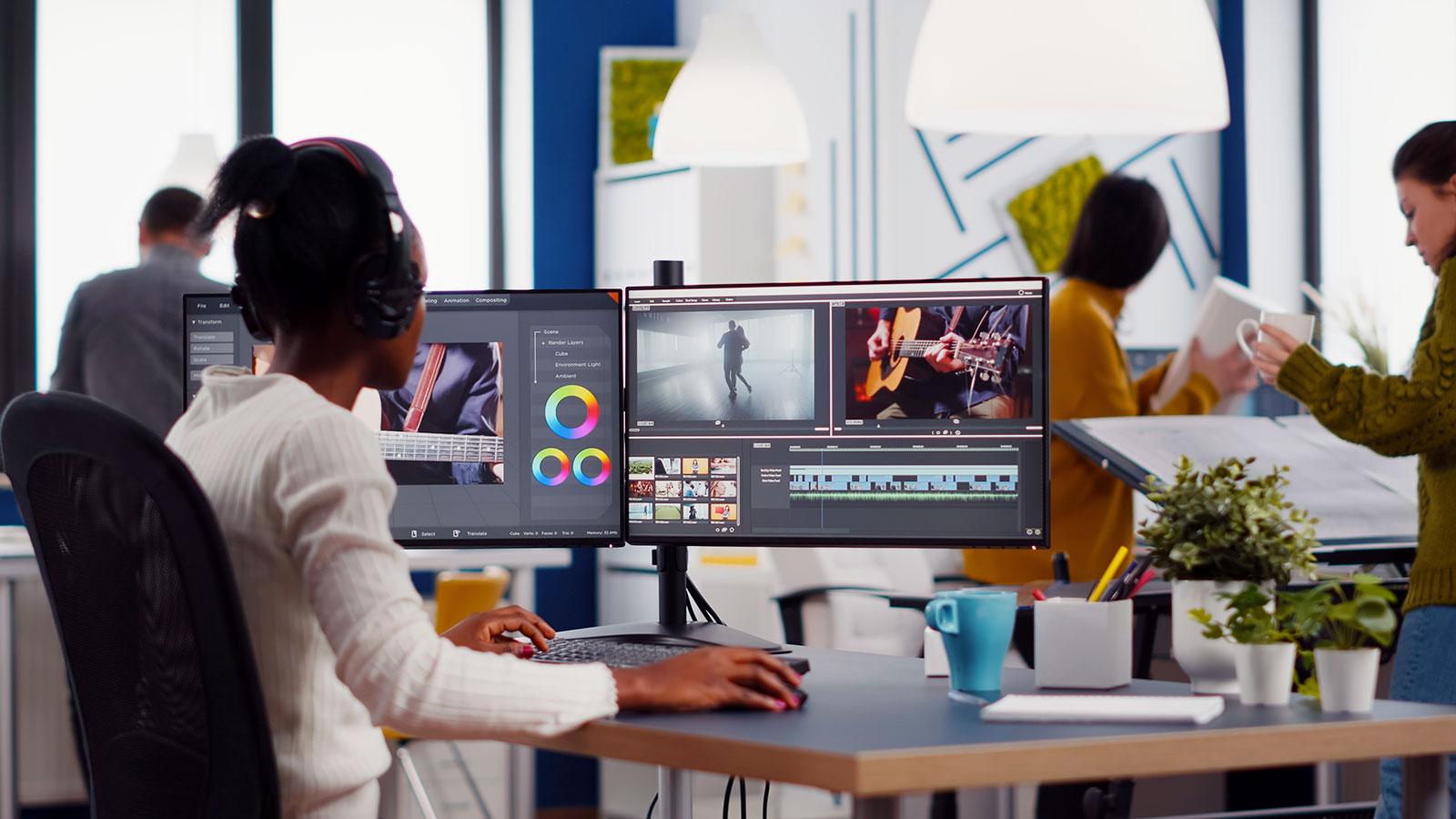 pos producao - Pós-produção de vídeo: entenda mais sobre como funciona e a sua importância!